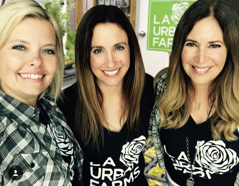 Founder & Partner Wendy Coleman (right) with Partners Jennifer Crane and Melanie Dorsey (left)