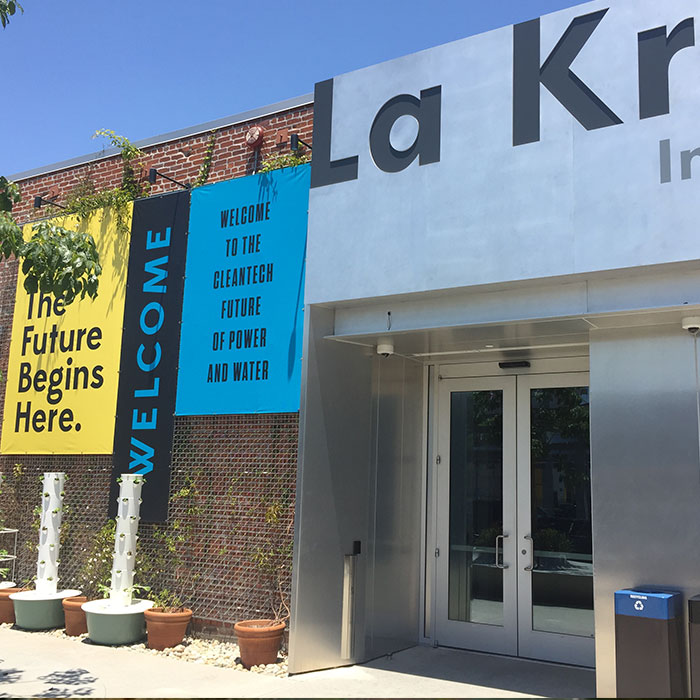 Los Angeles Cleantech Incubator