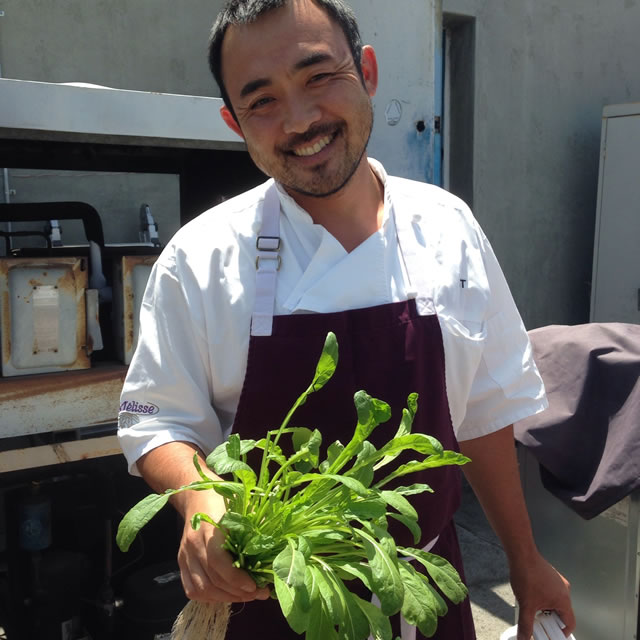 Melisse - Chef Ken