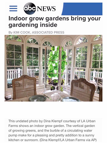 pleasing home and garden tv shows. LA Urban Farm s founder  Wendy Coleman on KTLA 5 Morning News Farms